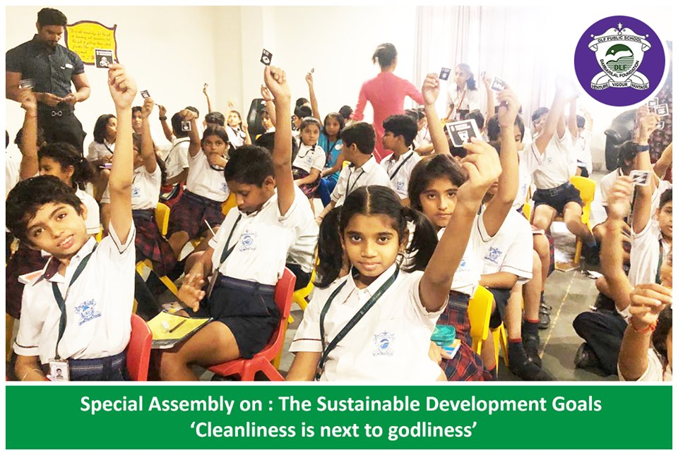 Special Assembly - The Sustainable Developmen